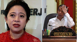 "Ucapan Puan Melawan Pidato Jokowi ""Jangan Merasa Paling Pancasilais"""