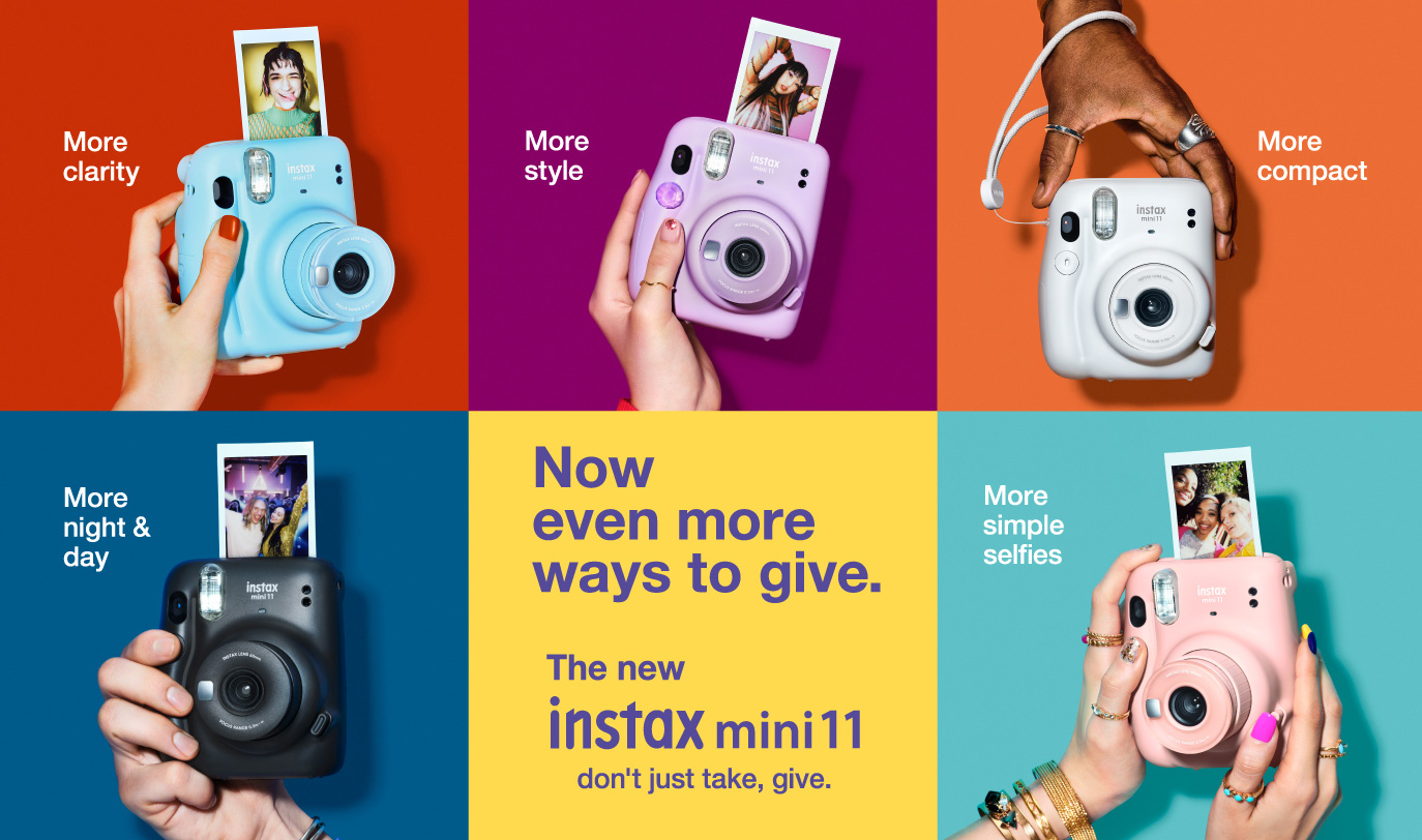 instax mini11