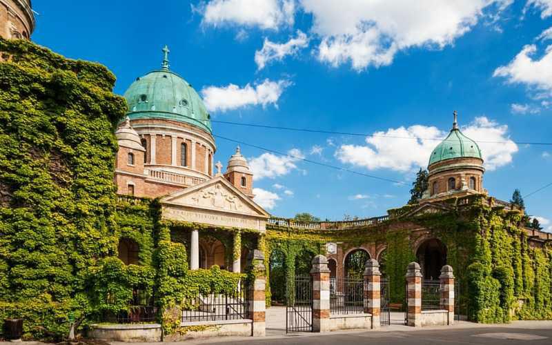 Monumental Cemetery Mirogoj (Zagreb, Croatia)