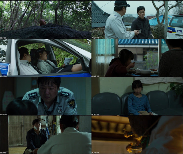 The Wailing 2016 Dual Audio ORG 720p BluRay