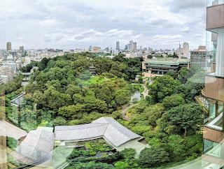 ホテル椿山荘東京 部屋 写真