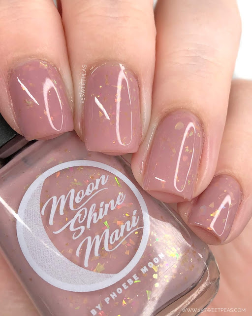 Moon Shine Mani Death on the Nile