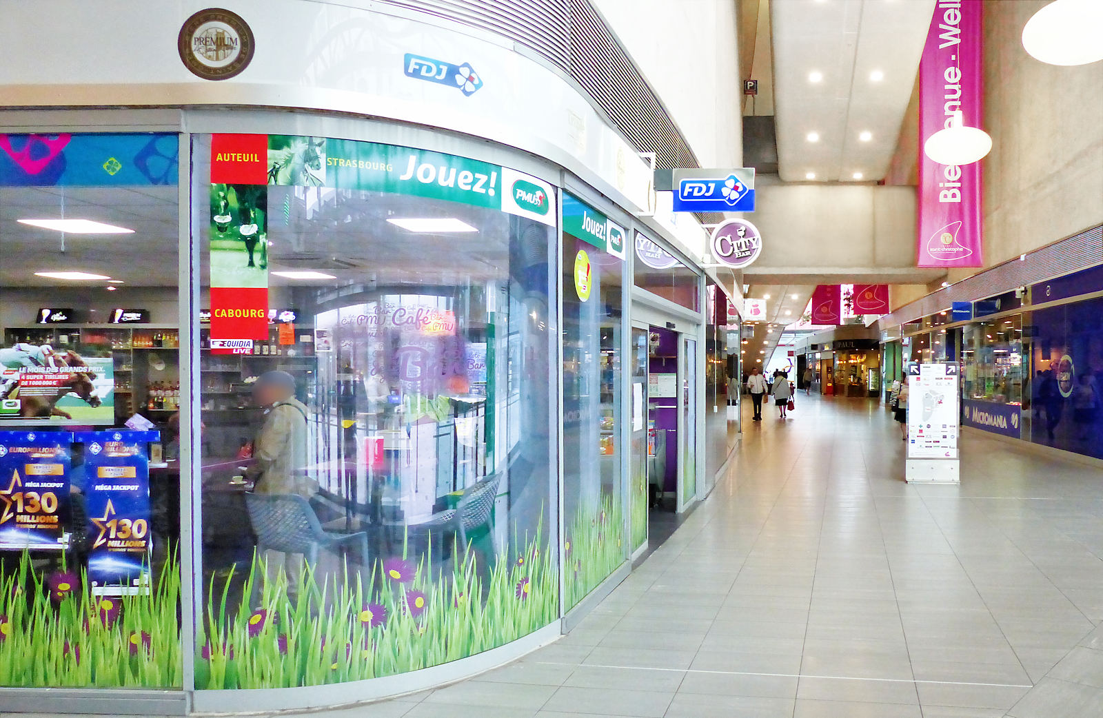 Galerie Commerciale Espace Saint Christophe - Tourcoing