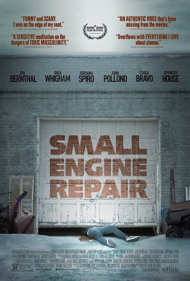 Small Engine Repair (Trailer Film 2021)