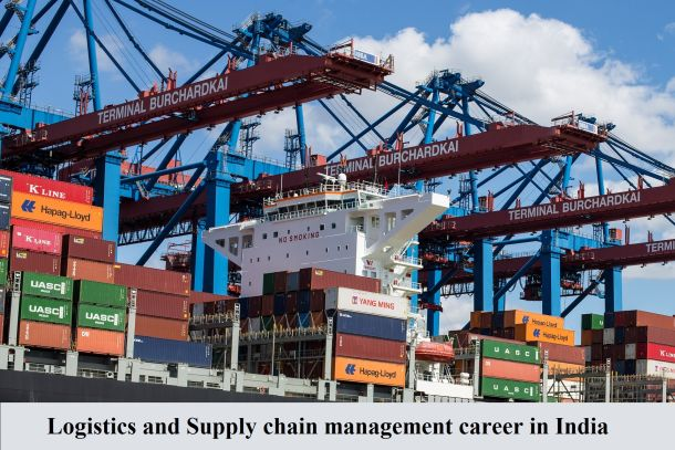 Logistics and Supply chain management career in India