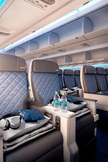 Delta Premium seating, Delta Air Lines, Airbus A350, long-haul international
