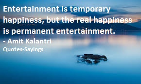 Quotations About Entertainment Quotes Sayings