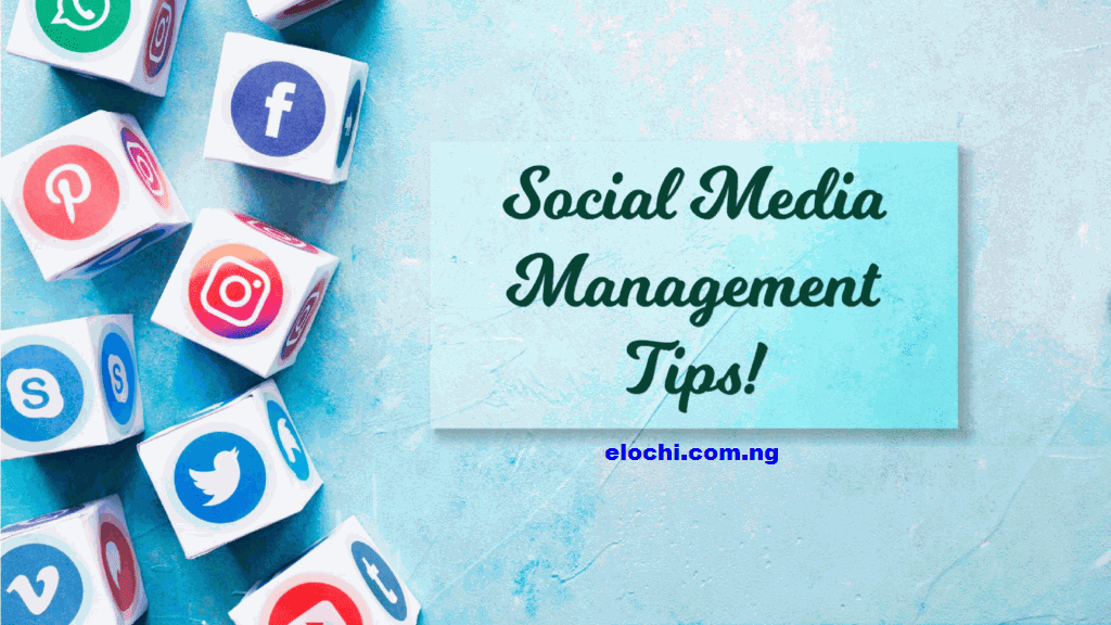 effective social media management tips