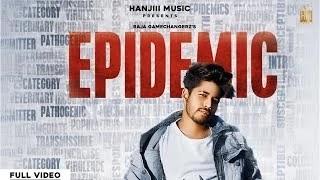Epidemic New Punjabi lyrics(2020) by Raja Game Changerz