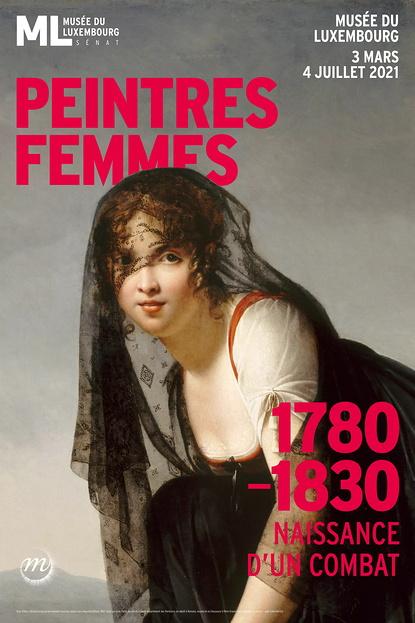 Peintres Femmes au musée du Luxembourg