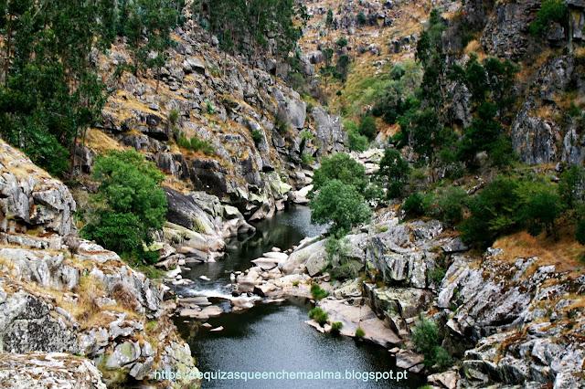 A Gola do Salto Rio Paiva