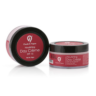 Dead Sea Salts Enriched Nourishing Day Creme Top and Front