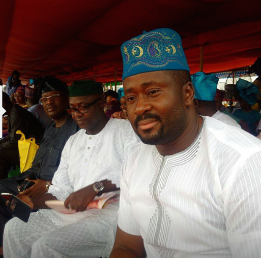 Desmond Ellit Lagos House Of Assembly Inauguration