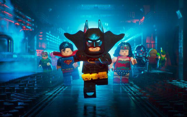 Câu Chuyện LEGO Batman - The LEGO Batman Movie (2017) Big