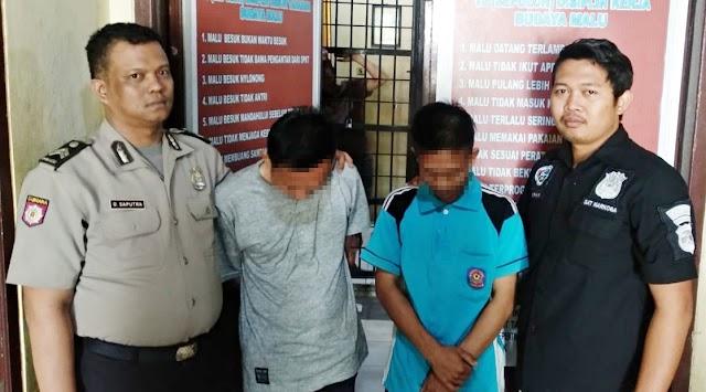 Terlibat Penyalahgunaan Narkoba, Dua Oknum Sat Pol PP Ditangkap Polisi