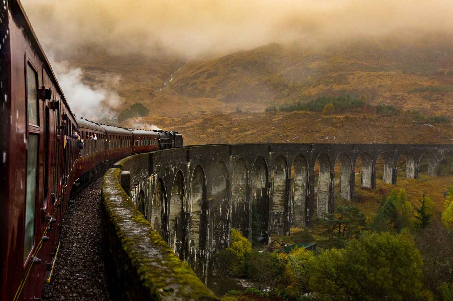 9 Harry Potter Destinations You Can Visit In Real Life - Jacobite