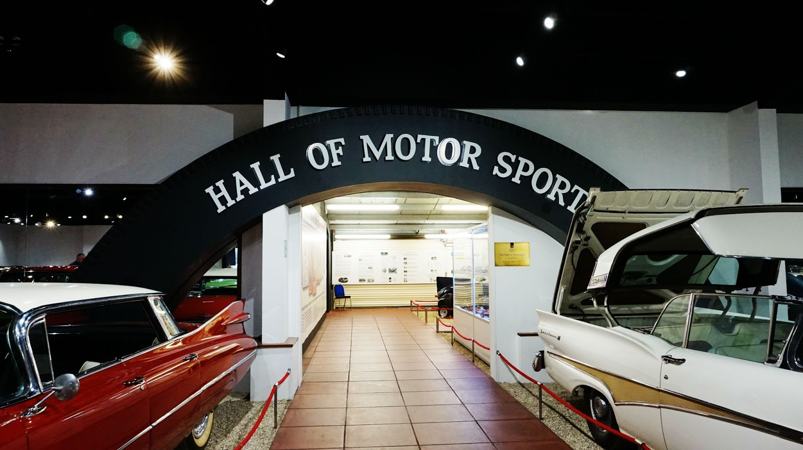 hall of motor sports car super car classic car nostalgic haynes motor museum
