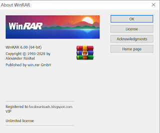 WinRAR 6.00 Full Version for FREE