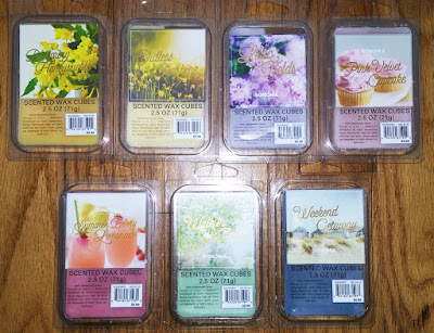 Sonoma Wax Melts at Kohl's - Late Spring 2018