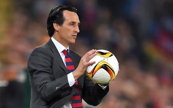 Unai Emery unveiled as Arsenal new coach