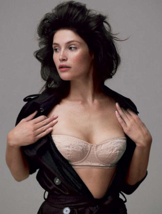 Flawless And Beautiful Super Sexy Gemma Arterton Photofile