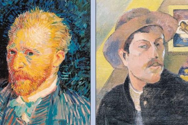 """""""Acerca de Van Gogh"""" por Paul Gauguin"""