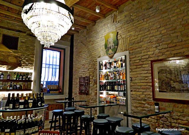 Comer em Ravena - Casa Spadoni