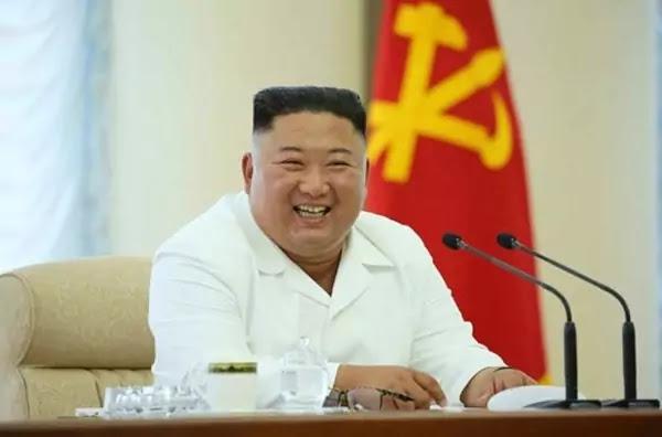 Kim Jong Un guides WPK 7th CC 13th Political Bureau
