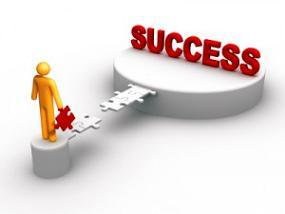 Gambar Kunci Meraih Kesuksesan