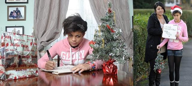 Noel Baba'ya Email Atıp Onu Tehdit Eden Kız