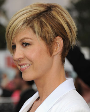 Awesome August 2011 Hair Style Trends Short Hairstyles For Black Women Fulllsitofus