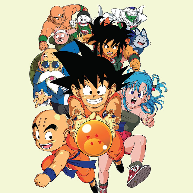 wallpaper, sfondi per android, sfondi gratis, dragon ball