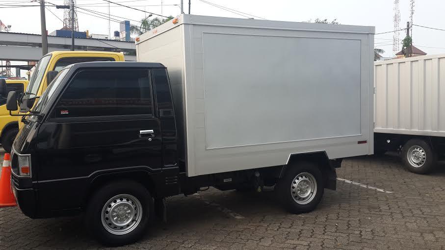 Paket Kredit Dp Ringan Mitsubishi L300 Box Alumunium 2018