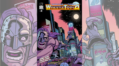 Invasion from Planet Wrestletopia #2: Two Worlds Enter, One Leaves!