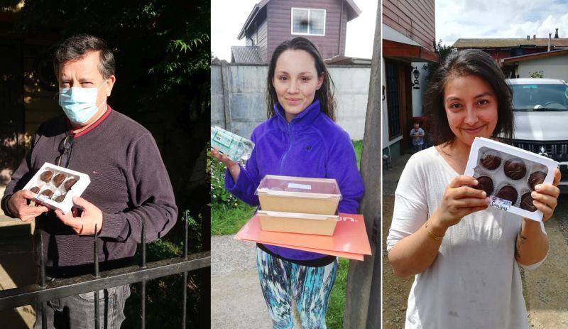 Estudio sensorial de consumidores de queso en Osorno