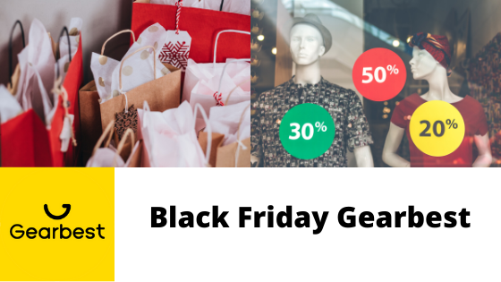 Black Friday na Gearbest - Guia Completo