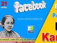 Bingkai Profil FB Hari Kartini 21 April