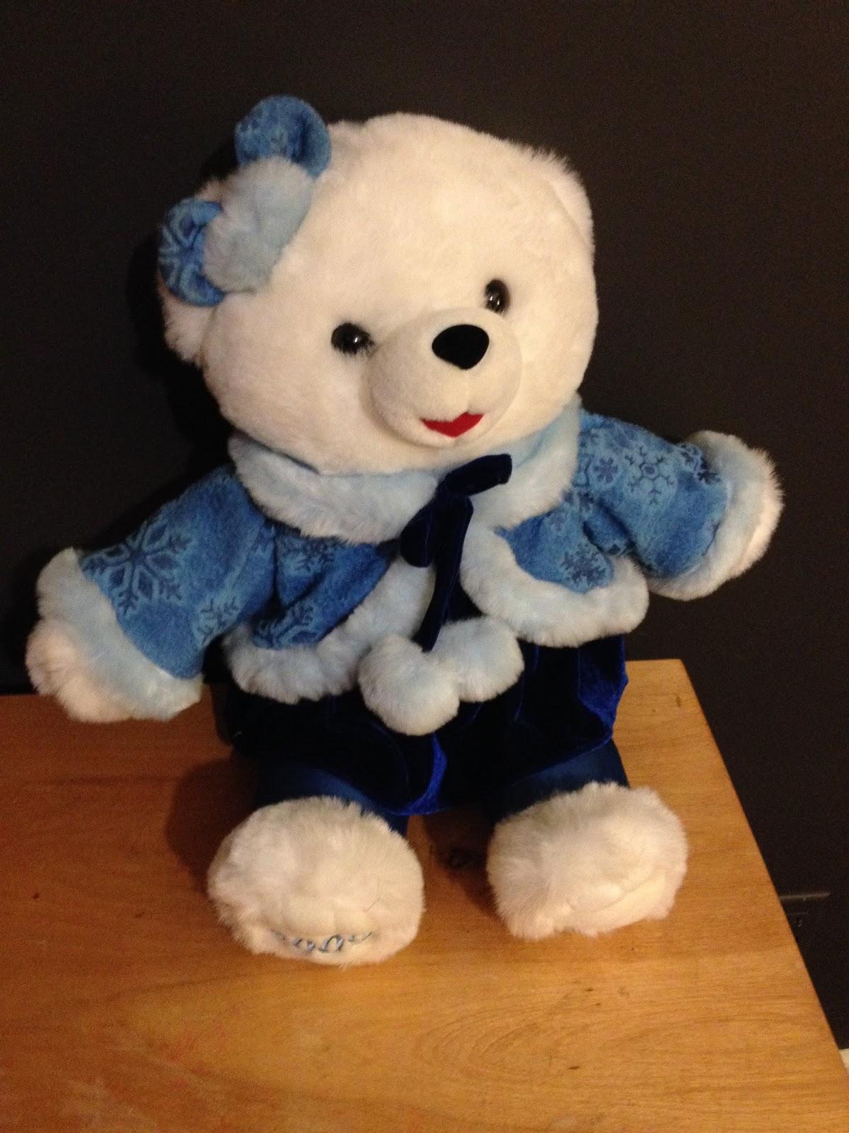 The Teddy Bear Shelter Missing Christmas Teddy Bear