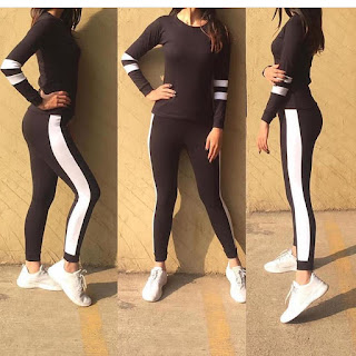 women stylish track suit new collection