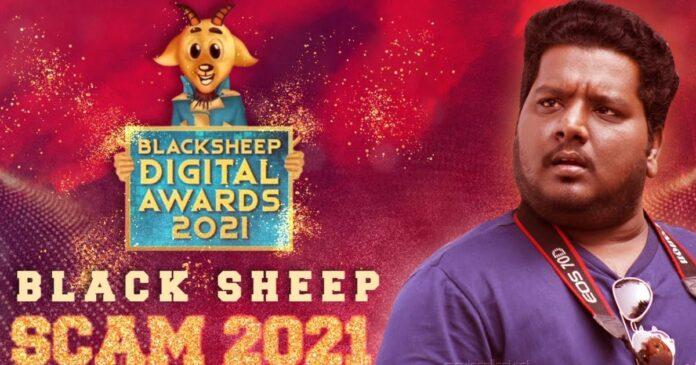 Watch Black Sheep Digital Awards 2021 Online (Winners Names Episode Full Nomination List)