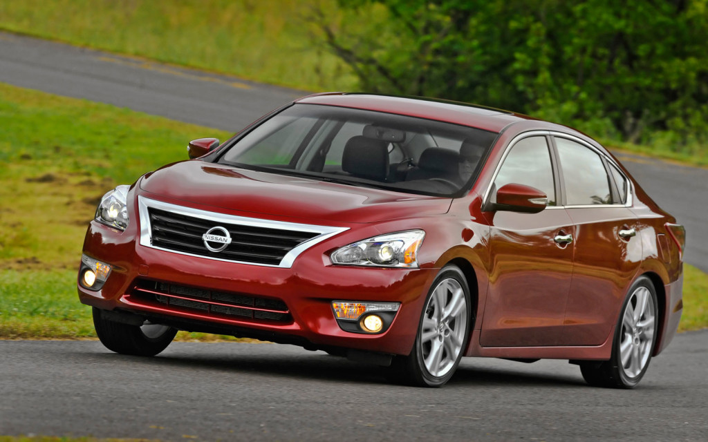 carro on Nissan Altima 2014
