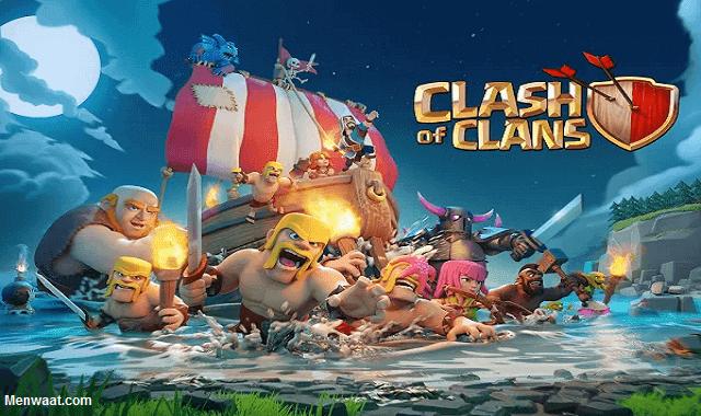 تحميل تحديث لعبة كلاش اوف كلانس Clash of Clans 2019 آخر إصدار مجانا