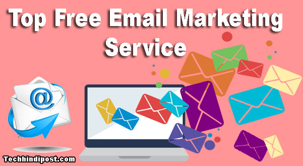 Best Free Email Marketing service software