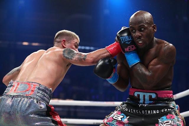 Joseph Diaz beats Tevin Farmer