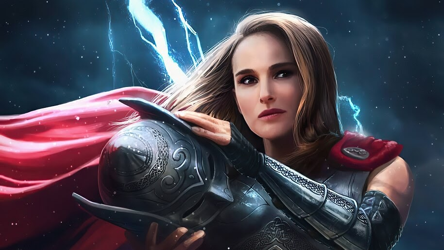 Thor, Jane Foster, 4K, #6.2401