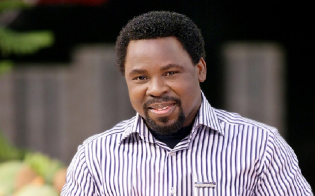 Arrest TB Joshua over 'fake prophecy' – Clergy