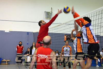 Voleibol Aranjuez