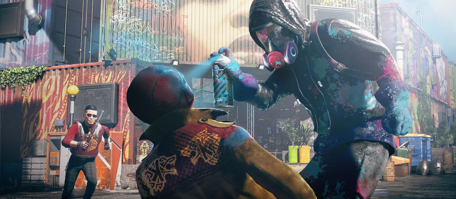 Watch Dogs: Legion has been rated by critics