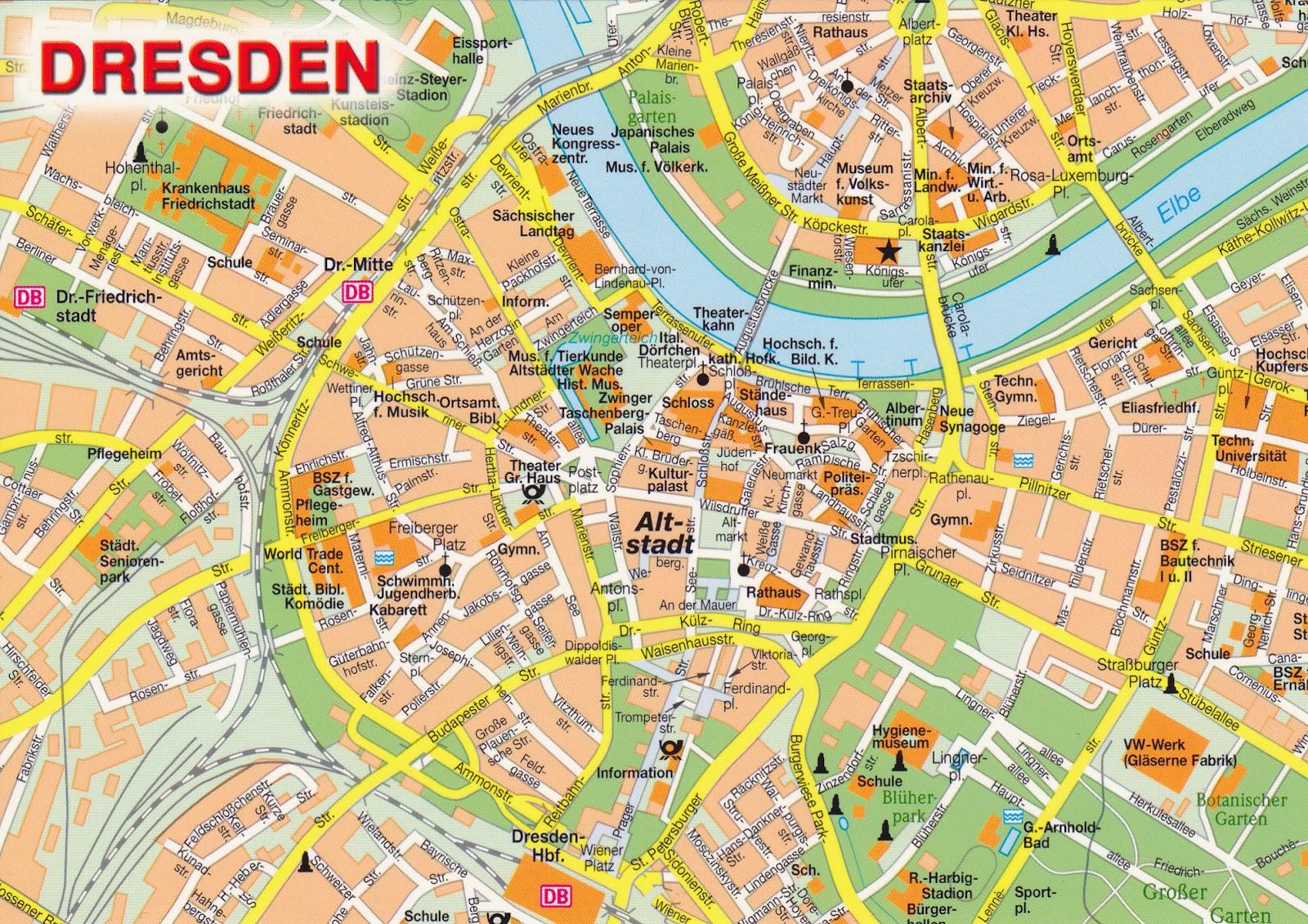 B Mevo Dresden Drezno