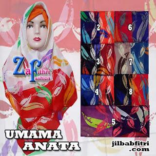 Jilbab-segiempat-umama-anata-motif-daun